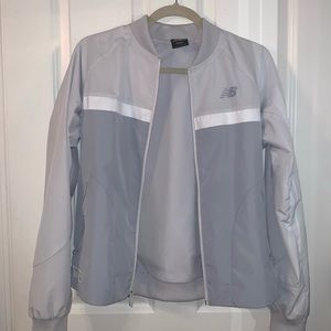 New Balance 5th Ave. Mile running/ casual jacket